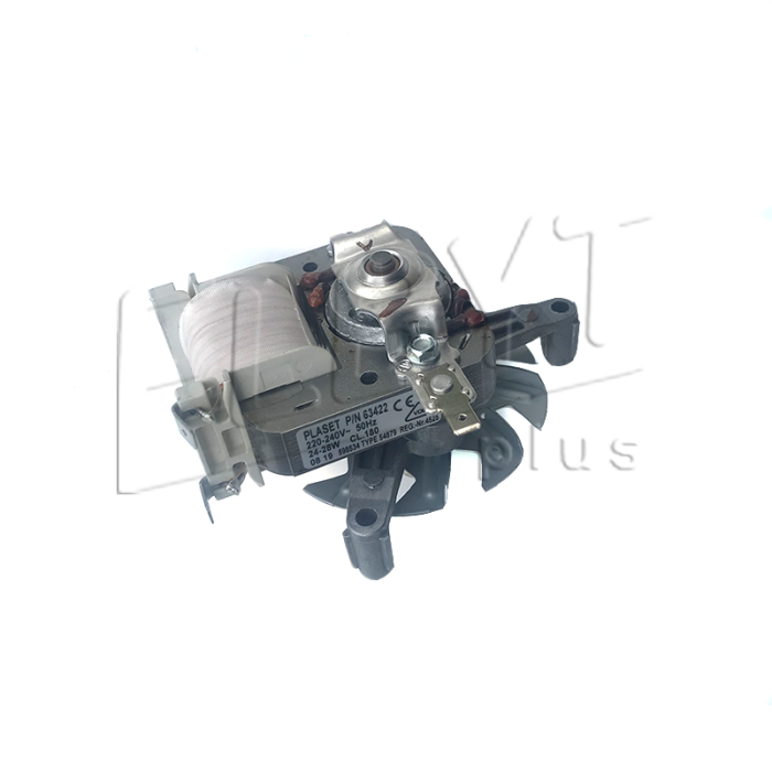 motor ventilátora